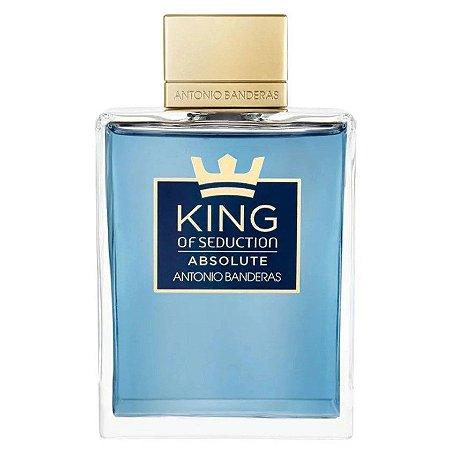 King Of Seduction Absolute - Eau de Toilette - Masculino - 200ml