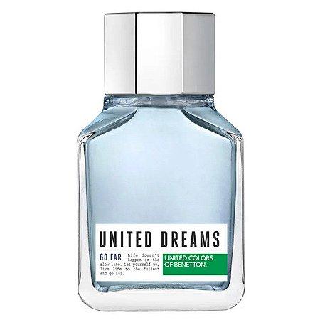 Benetton United Dreams Go Far - Eau de Toilette - Masculino - 200ml