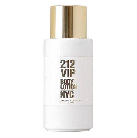 212 Vip - Body Lotion - Feminino - 200ml