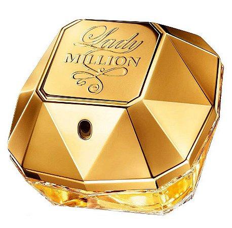 Lady Million - Eau De Parfum - Feminino - 80ml