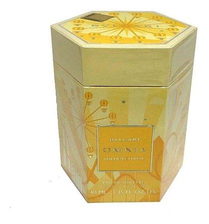 Bvlgari Omnia Golden Citrine - Eau de Toilette - Feminino - 40ml