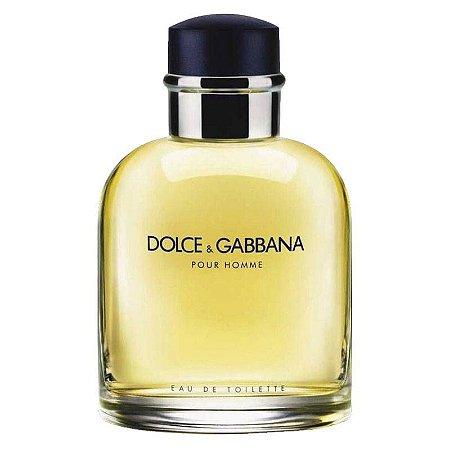 Dolce & Gabbana Pour Homme - Eau de Toilette - Masculino 125ml
