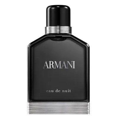 Armani Eau De Nuit Pour Homme - Eau de Toilette - Masculino - 100ml