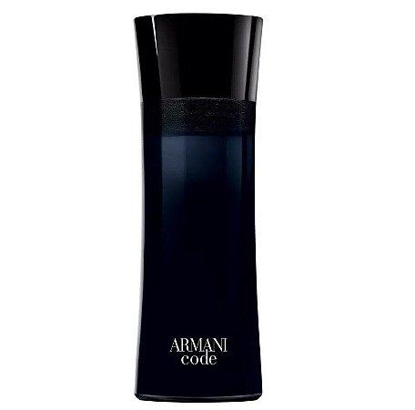 Armani Code Pour Homme - Eau de Toilette - Masculino - 200ml