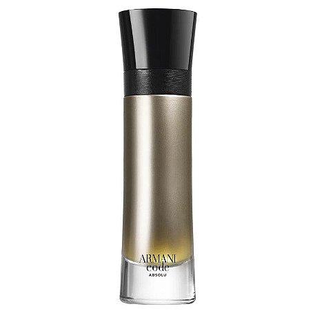 Armani Code Absolu Pour Homme - Parfum - Masculino - 110ml