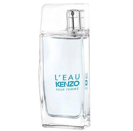 L'eau Kenzo Pour Femme - Eau de Toilette - Feminino - 50ml
