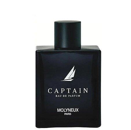 Captain - Eau de Parfum - Masculino - 50ml