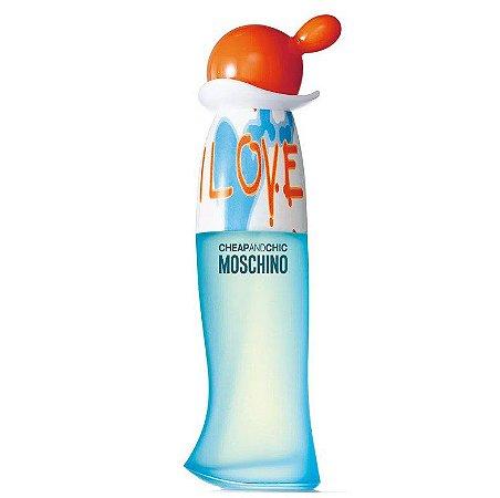I Love Love - Eau de Toilette - Feminino - 50ml