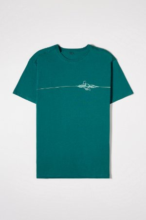CAMISETA ESTAMPADA WAVES RESERVA