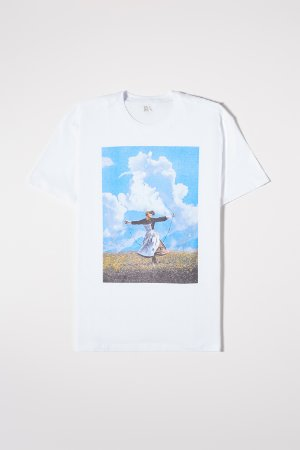 CAMISETA ESTAMPADA WALK IN HEAVEN RESERVA