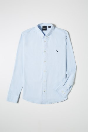 CAMISA CONT. SPORT OXFORD ML