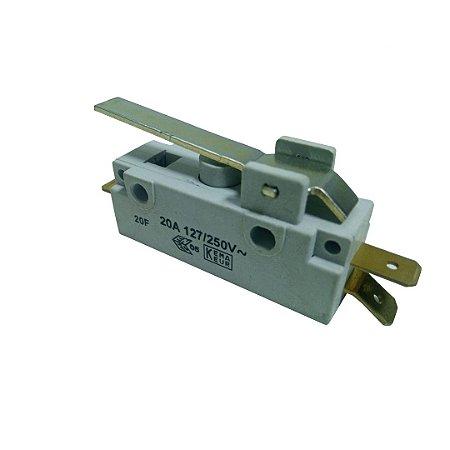 Microinterruptor De Ação Rápida Mg-2605 Ir/E3Y
