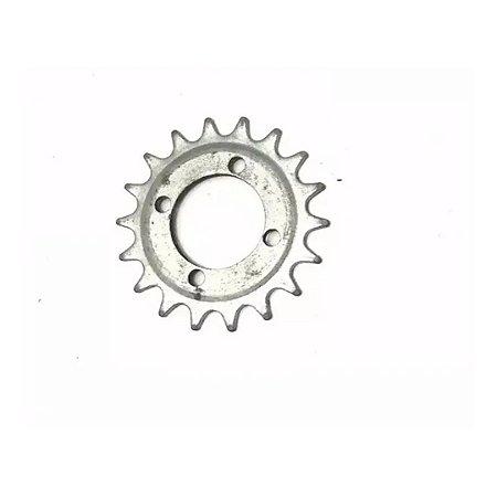 Engrenagem 18 Dentes Para Cortador De Frios Cfba-30 Braesi
