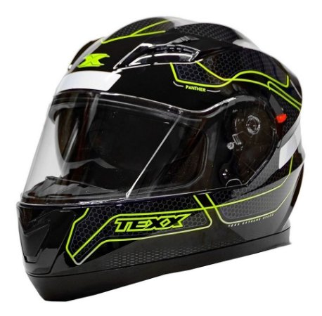 CAPACETE TEXX G2 PANTHER VERDE TAM. 60