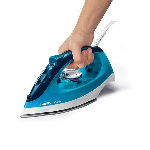 Ferro de passar Philips Walita comfort Ceramica azul 110v