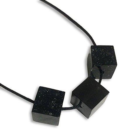 Linha Cubos - Black Star