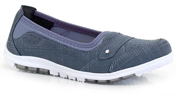 Tenis Kolosh Feminino Slip On Casual C0522