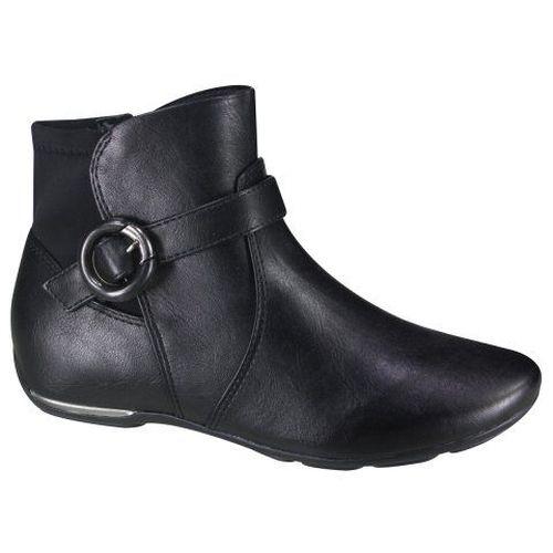 Bota Comfortflex Ankle Boot Feminina 91301