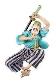 Estatua Figuarts Zero One Piece - Usopp (Versao de Wano)