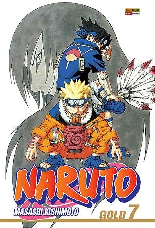Naruto Gold - Volume 7 (Lacrado)