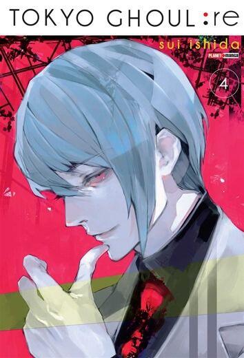 Tokyo Ghoul: RE - Volume 4 (Lacrado)
