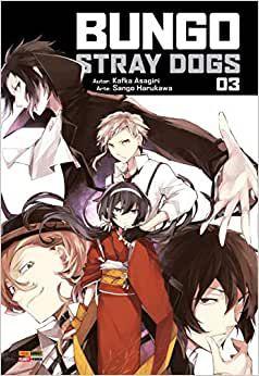 Bungo Stray Dogs - Volume 3 (Lacrado)