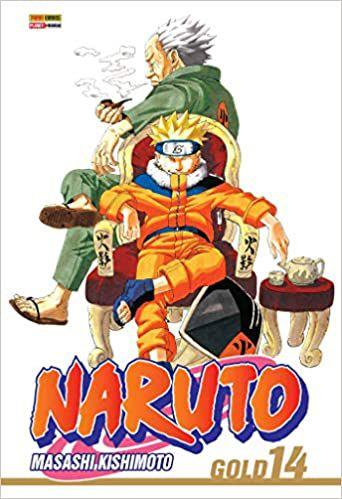Naruto Gold - Volume 14 (Lacrado)