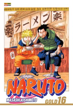 Naruto Gold - Volume 16 (Lacrado)