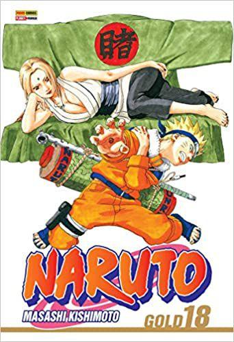 Naruto Gold - Volume 18 (Lacrado)