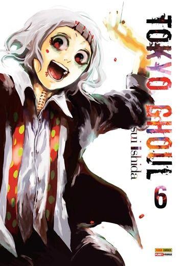 Tokyo Ghoul  - Volume 6 (Lacrado)