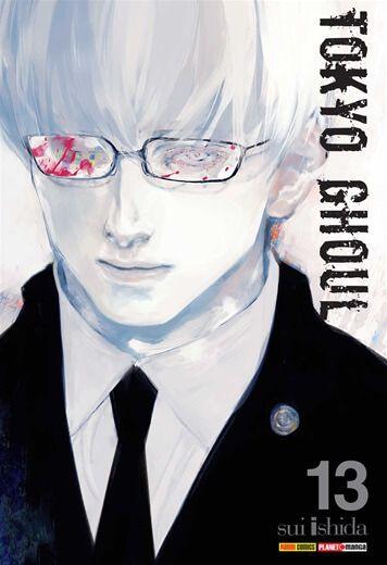 Tokyo Ghoul  - Volume 13 (Lacrado)