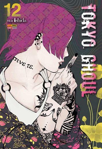 Tokyo Ghoul  - Volume 12 (Lacrado)