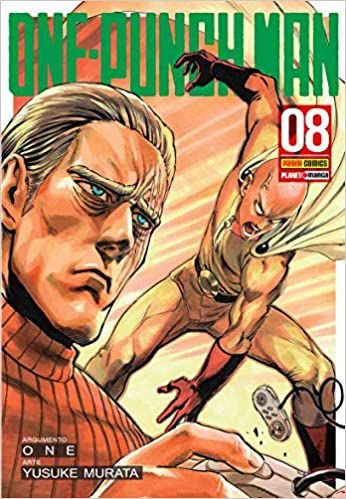 One Punch-Man - Volume 8 (Lacrado)