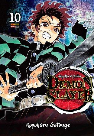 Demon Slayer - Volume 10 (Lacrado)