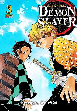 Demon Slayer - Volume 3 (Lacrado)