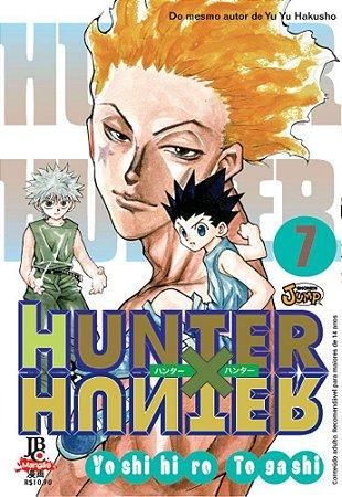 Hunter x Hunter - Volume 7 (Lacrado)