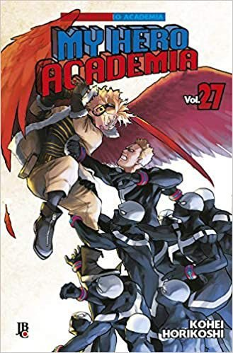 My Hero Academia - Volume 27 (Lacrado)