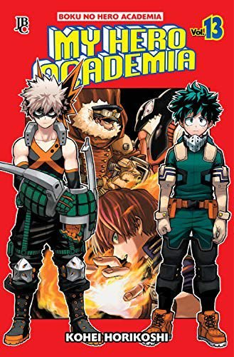 My Hero Academia - Volume 13 (Lacrado)