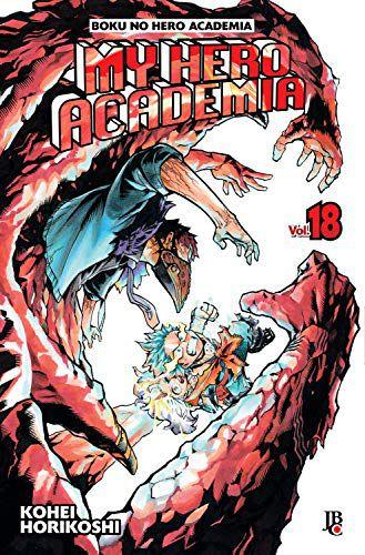 My Hero Academia - Volume 18 (Lacrado)
