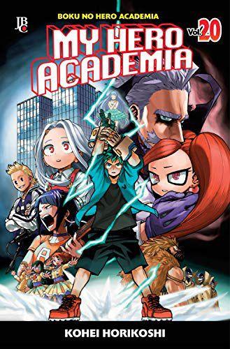 My Hero Academia - Volume 20 (Lacrado)