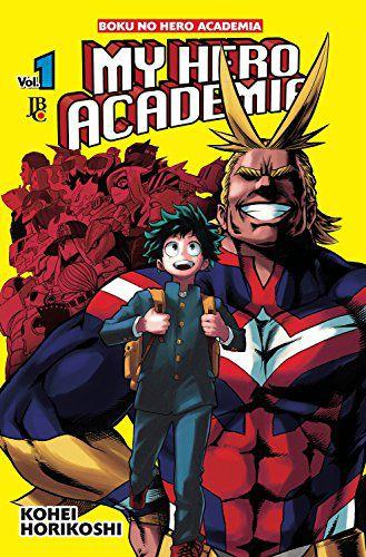 My Hero Academia - Volume 1 (Lacrado)