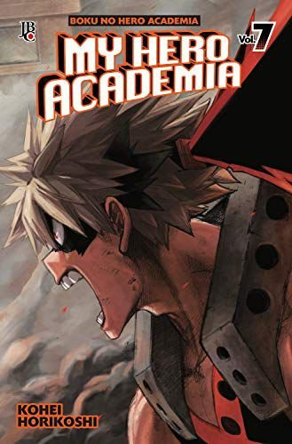 My Hero Academia - Volume 7 (Lacrado)