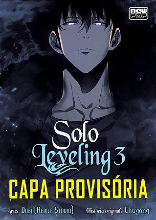 Solo Leveling (Full Color) - Volume 3 (Lacrado)