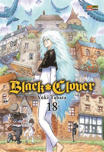 Black Clover - Volume 18 (Lacrado)