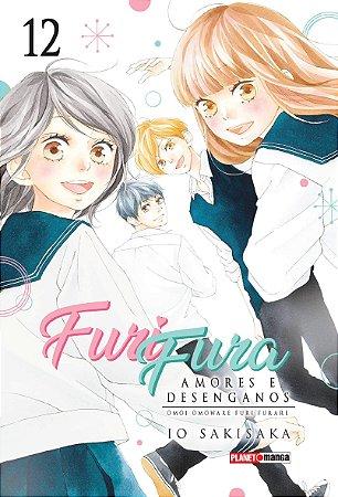 Furi Fura - Volume 12 (Lacrado)