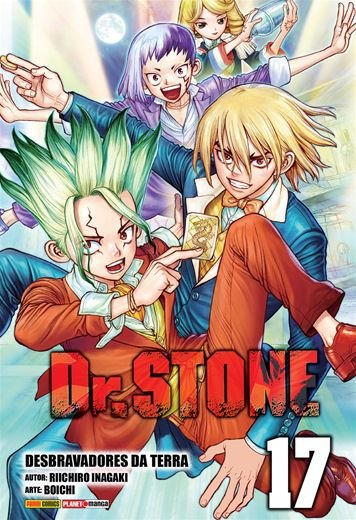 Dr. Stone - Volume 17 (Lacrado)