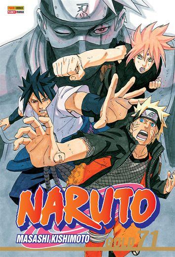 Naruto Gold - Volume 71 (Lacrado)