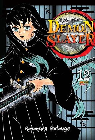 Demon Slayer - Kimetsu No Yaiba Vol. 12 (Lacrado)