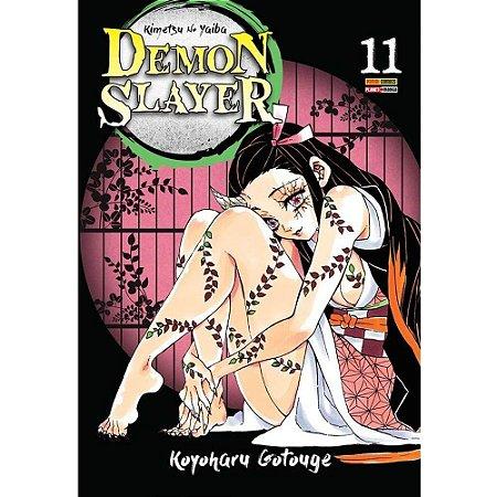 Demon Slayer - Kimetsu No Yaiba Vol. 11 (Lacrado)