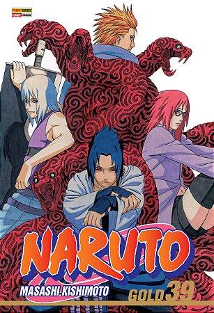 Naruto Gold 39 (Lacrado)